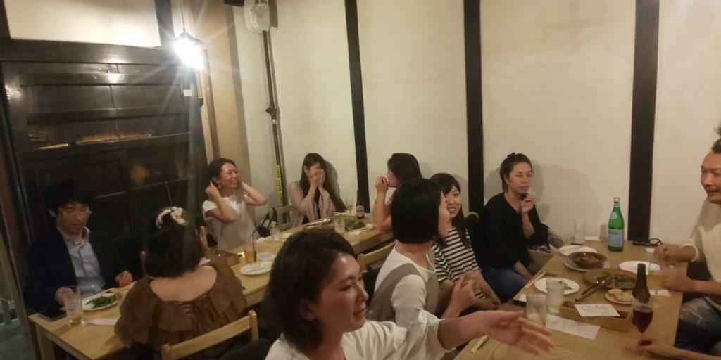 住之江区安立 「restaurant KOBO」さん https://restaurantkobo.owst.jp/ 平澤歯科医院スタッフ