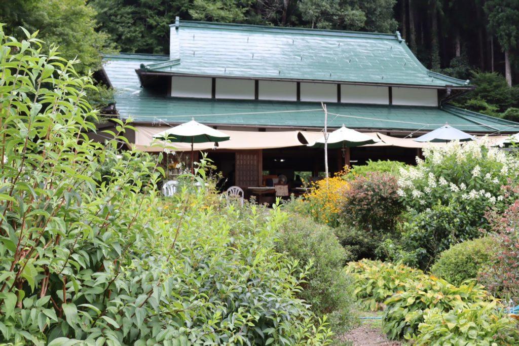 フラワーガーデンARAKI 古民家カフェ