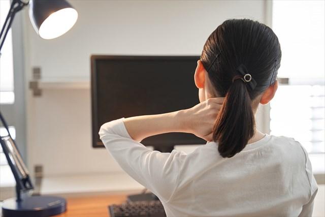 医療法人福涛会 くいしばりからの肩こり、首筋の凝り、頭痛